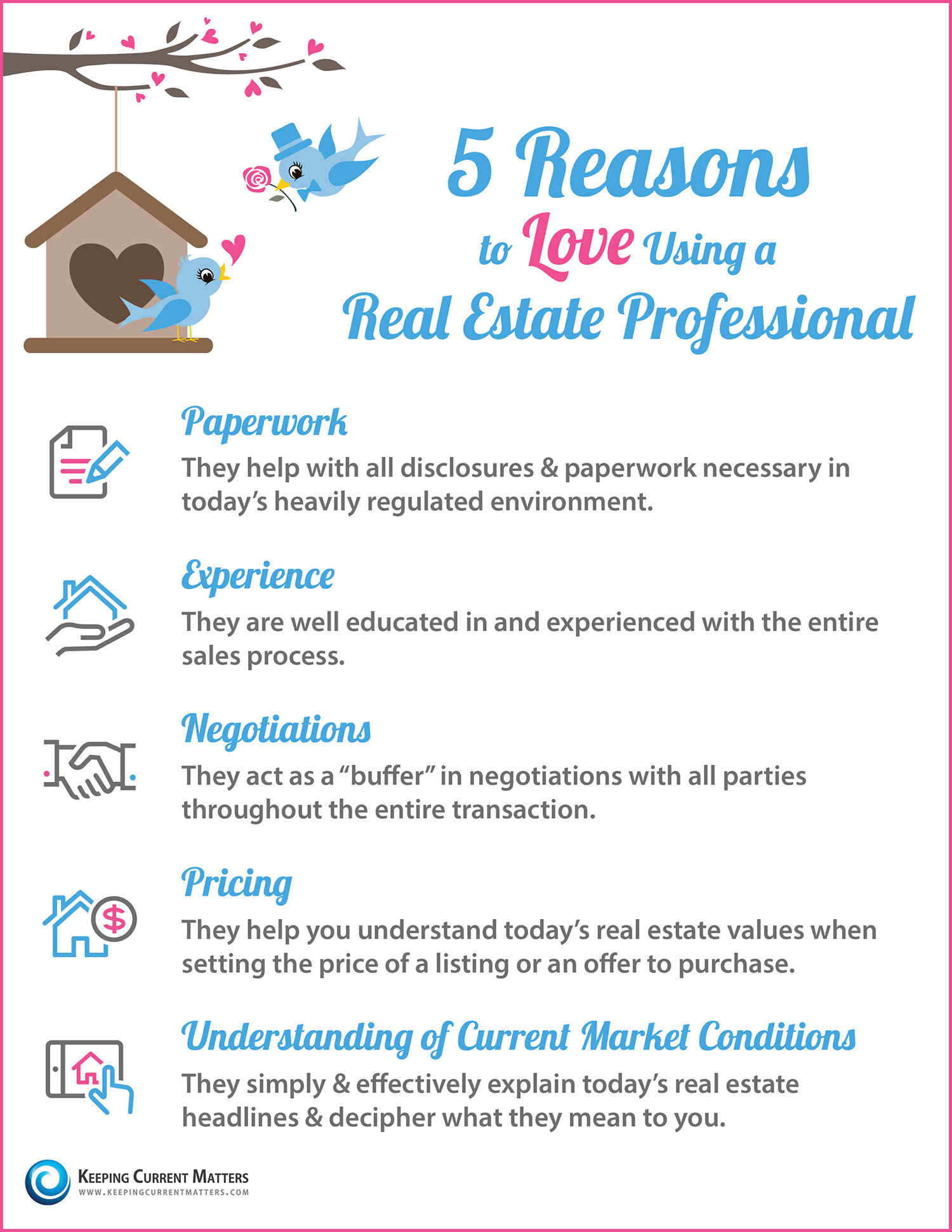 5 Reasons To Hire A Realtor Diane M Phillips
